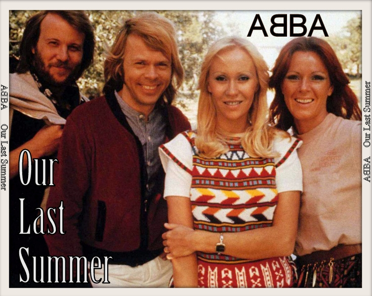 Image result for one last summer abba